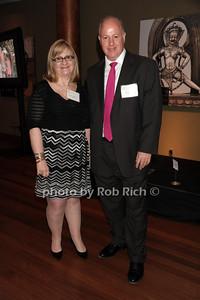 Joanne Mazurki, Peter Daszak photo by Rob Rich/SocietyAllure.com © 2012 robwayne1@aol.com 516-676-3939