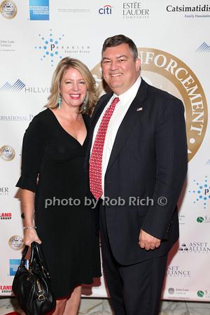 Hillary Magnanini, Bob Magnanini photo by R.Cole for  Rob Rich/SocietyAllure.com © 2013 robwayne1@aol.com 516-676-3939