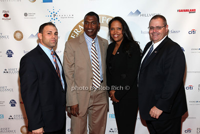Joseph Laviano, Shaun Edmonds, Ayesha Winston, Michael Visconti photo by R.Cole for  Rob Rich/SocietyAllure.com © 2013 robwayne1@aol.com 516-676-3939