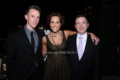 Kevin DiNesco, Nadia Pagnotti, Jim Shiah photo by Rob Rich © 2010 robwayne1@aol.com 516-676-3939