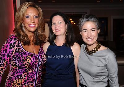 Denise Rich, Rebecca Hollander, Dierdre Major