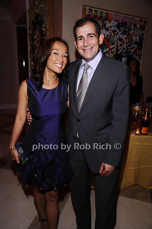 Liana Silverstein Backal, Arthur Backal photo by Rob Rich © 2010 robwayne1@aol.com 516-676-3939