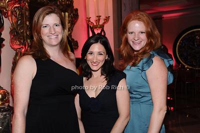Allison Brower, Lauren Brody, Erin Zamet Ruddy photo by Rob Rich © 2010 robwayne1@aol.com 516-676-3939