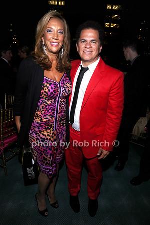 Denise Rich, Robero Britto photo by Rob Rich © 2010 robwayne1@aol.com 516-676-3939