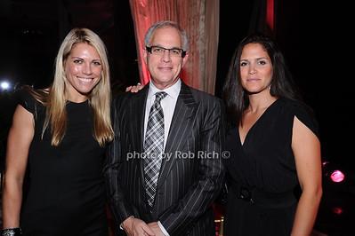Heather McDowell, Adam Levin, Kristin Harvey photo by Rob Rich © 2010 robwayne1@aol.com 516-676-3939