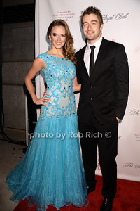 Jena Sims and Tom Buckley Gabrielle's Angel Foundation hosts the Angel Ball 2012 in attendance New York City - USA  10-22-12 photo by Rob Rich/SocietyAllure.com © 2012 robwayne1@aol.com 516-676-3939
