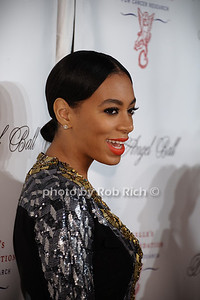 Solange Knowles Gabrielle's Angel Foundation hosts the Angel Ball 2012 in attendance New York City - USA  10-22-12 photo by Rob Rich/SocietyAllure.com © 2012 robwayne1@aol.com 516-676-3939