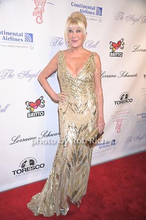 Ivana Trump photo by Rob Rich © 2007 robwayne1@aol.com 516-676-3939