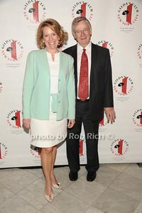 Mary Lou Quinlan, Bob Easton photo by Rob Rich © 2013 robwayne1@aol.com 516-676-3939