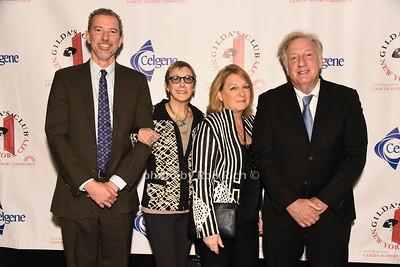 Alex Fraser, Robyn Goodman, Laura Schrock, Alan Zweibel