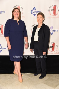 Honorees Beth Meagher, Dr.Vicki Goodman