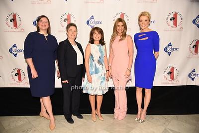 Beth Meagher, Dr.Vicki Goodman, Lily Safani, Denise Albert, Gerri Willis