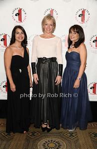 Migdala Torres, Deborah Wilson, Lily Safani photo by Rob Rich/SocietyAllure.com © 2013 robwayne1@aol.com 516-676-3939