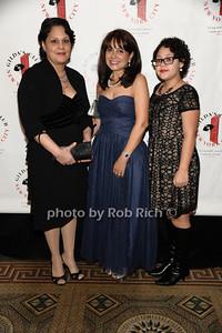 Lillian Rodriguez, Lily Safani, Star Rodriguez  photo by Rob Rich/SocietyAllure.com © 2013 robwayne1@aol.com 516-676-3939