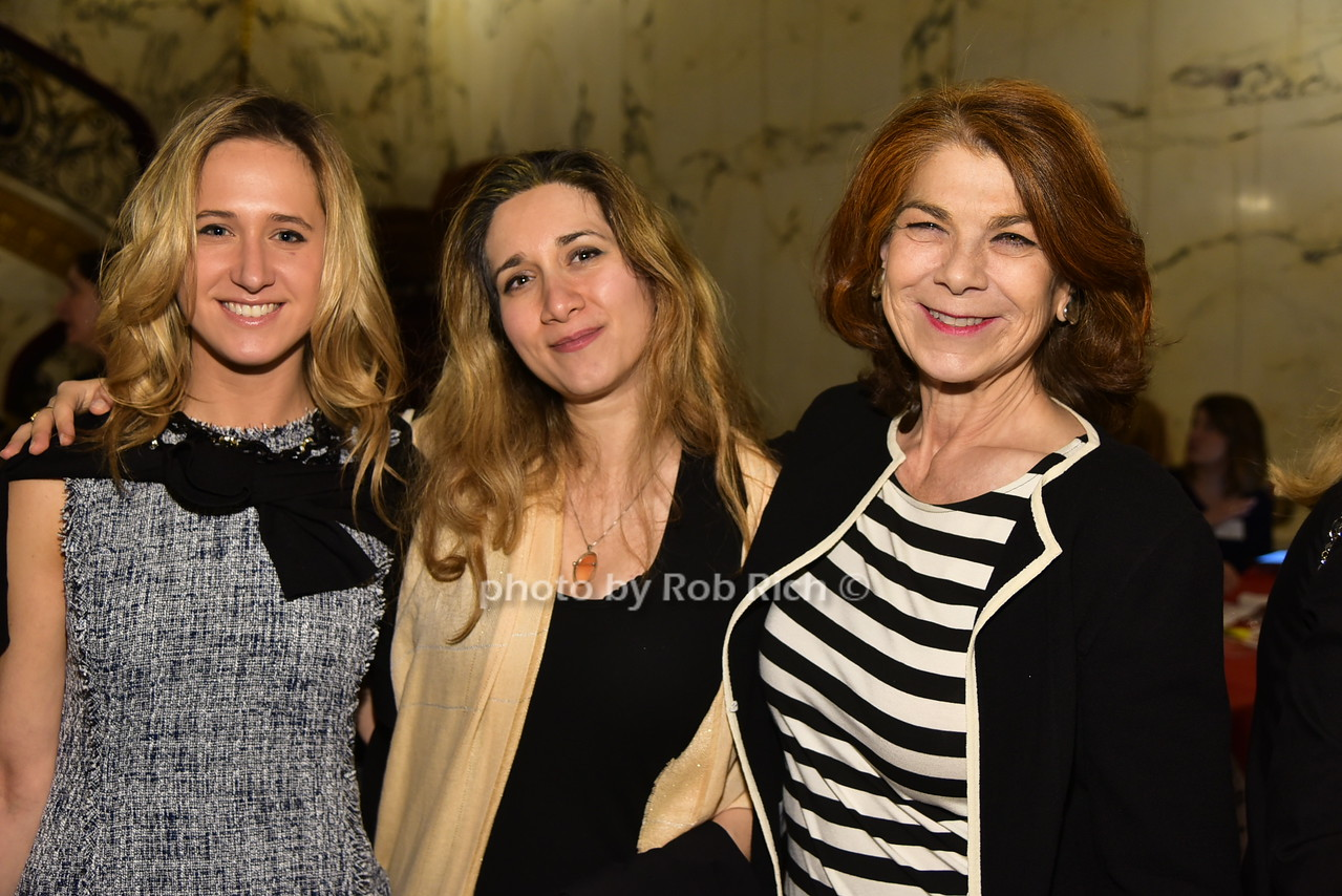 Ilana Portner, Diana Boter, Lisa Burns