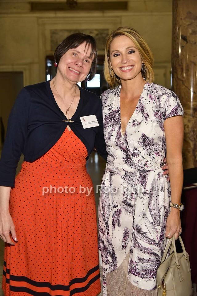 Eileen Jackson, Amy Robach