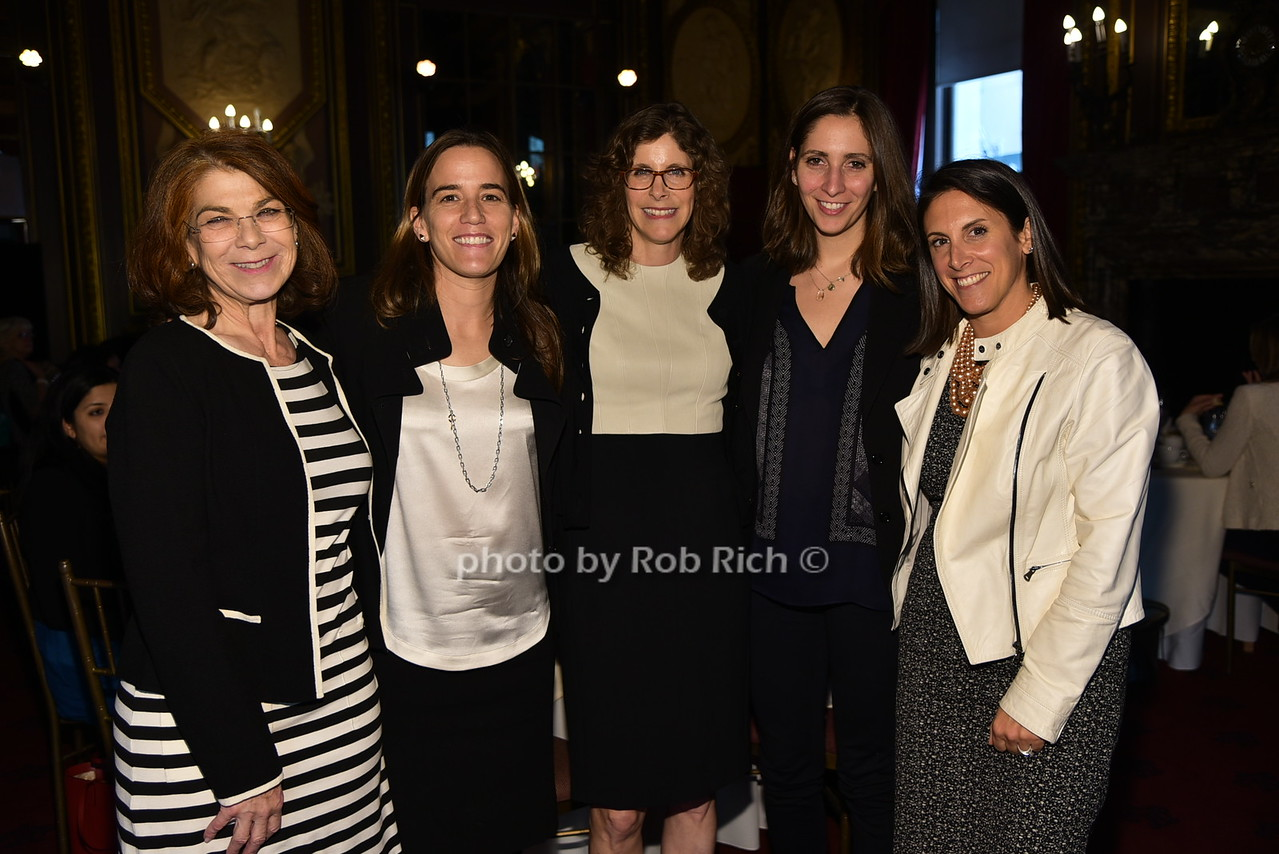 Lisa Burns, Jamie Sutherland,Jami Rubin,Lindsay Drucker Mann, Danielle Johnson