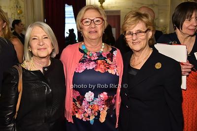 Judy Kross, Ann Russo, Carol  Gorelick photo by Rob Rich/SocietyAllure.com © 2016 robwayne1@aol.com 516-676-3939