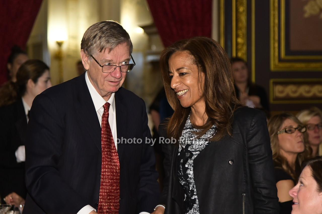 Robert Easton, Bahija Jallal (honoree)photo by Rob Rich/SocietyAllure.com © 2016 robwayne1@aol.com 516-676-3939