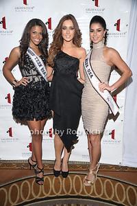 Miss Teen USA 2010 Kamie Crawford, Miss Ireland  2010 Rozanna Purcell , Miss USA 2010 Rima Fakih photo by Rob Rich © 2010 robwayne1@aol.com 516-676-3939