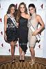Miss Teen USA 2010 Kamie Crawford, Miss Ireland  2010 Rozanna Purcell , Miss USA 2010 Rima Fakih<br /> photo by Rob Rich © 2010 robwayne1@aol.com 516-676-3939