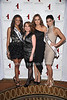 Miss Teen USA Kamie Crawford, Pauls Shugart, Miss Ireland  2010 Rozanna Purcell , Miss USA Rima Fakih<br /> photo by Rob Rich © 2010 robwayne1@aol.com 516-676-3939