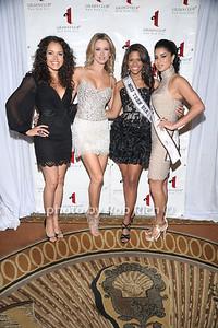 Miss USA 2003 Susie Castillo, Miss USA 2004 Shandi Finnessey, Miss Teen USA Kamie Crawford, Miss USA 2010 Rima Fakih photo by Rob Rich © 2010 robwayne1@aol.com 516-676-3939