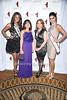 Miss Teen USA Kamie Crawford, Lily Safani, Rozanna Purcell , Miss USA Rima Fakih<br /> photo by Rob Rich © 2010 robwayne1@aol.com 516-676-3939