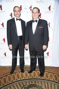 Dr. Andrew J. Dannenberg, Dr. Elliott Sigal photo by Rob Rich © 2010 robwayne1@aol.com 516-676-3939