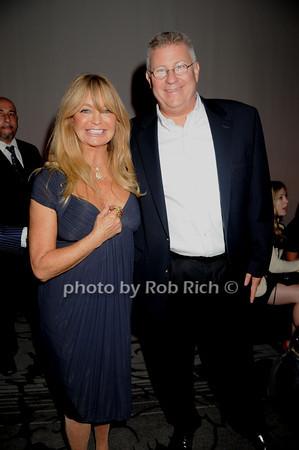 Goldie Hawn, Mike Bruzik photo by Rob Rich/SocietyAllure.com © 2013 robwayne1@aol.com 516-676-3939