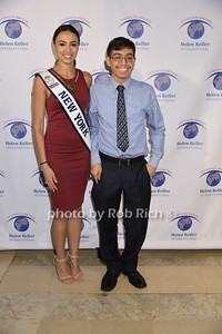 Iman Oubou ( Miss New York 2015), Christain Marchan
