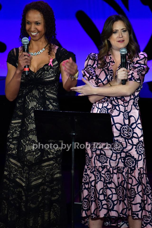Davina McNaney & Sara Friedlander (auctioneer)