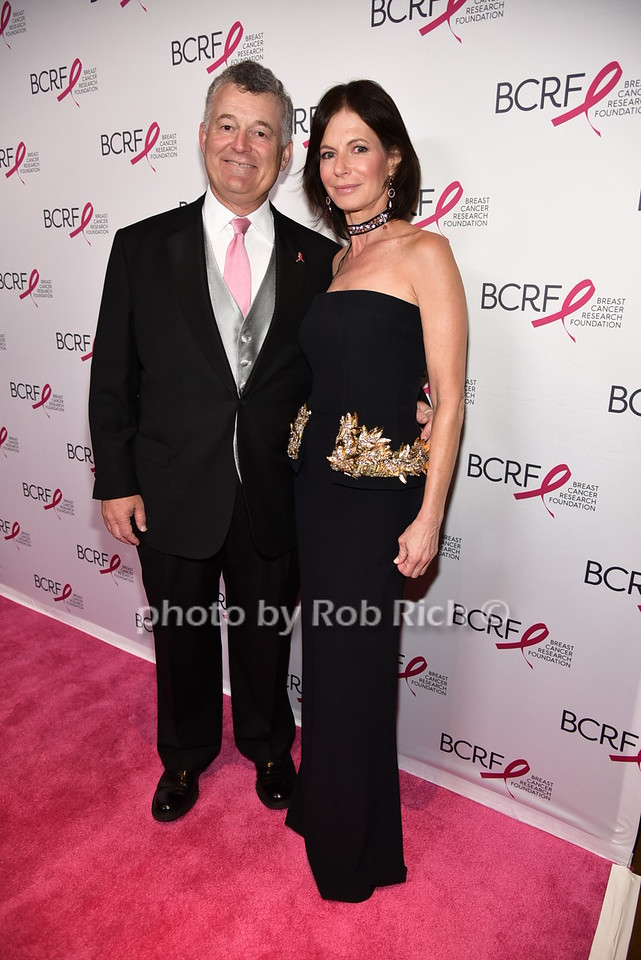 William Lauder, Lori Tritsch