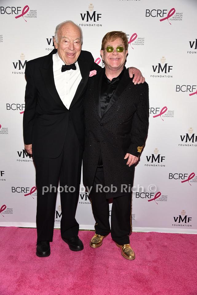 Leonard Lauder, Elton Johnphoto by Rob Rich/SocietyAllure.com © 2016 robwayne1@aol.com 516-676-3939
