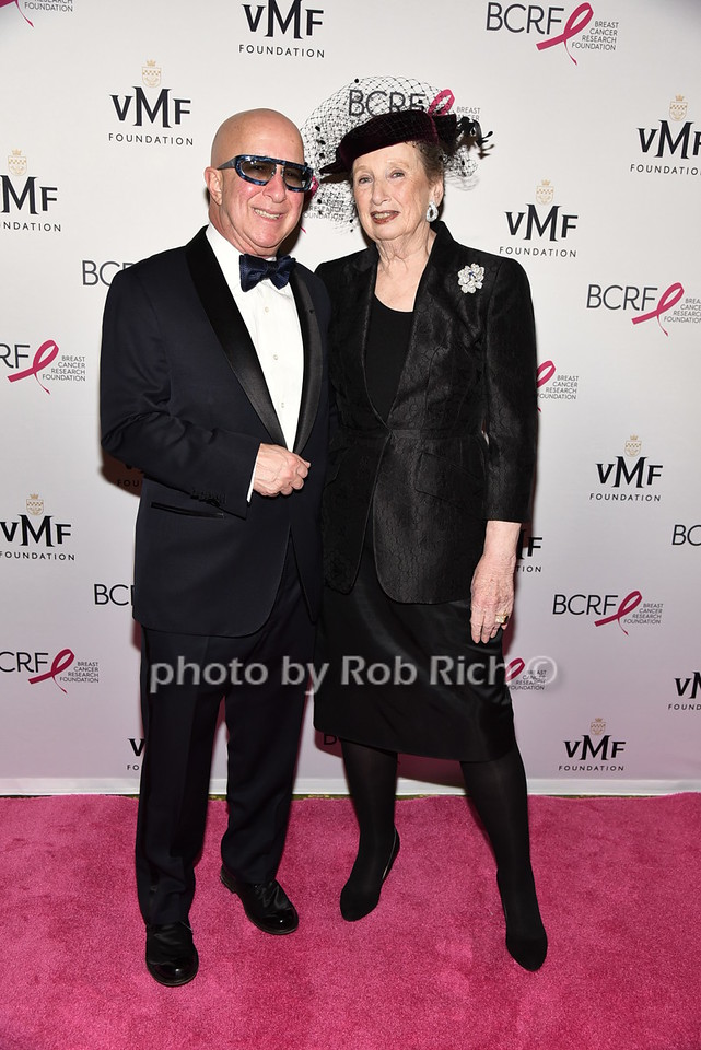 Paul Shaffer, Roz Goldstein