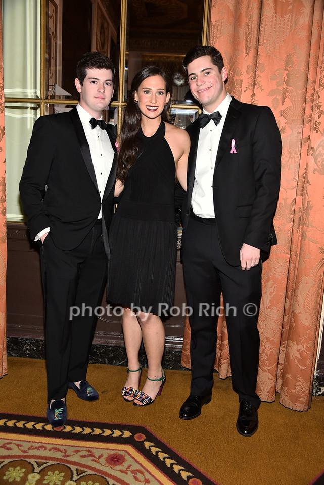 Steven Sachs, Alex Tritsch, Josh Zelmanphoto by Rob Rich/SocietyAllure.com © 2016 robwayne1@aol.com 516-676-3939