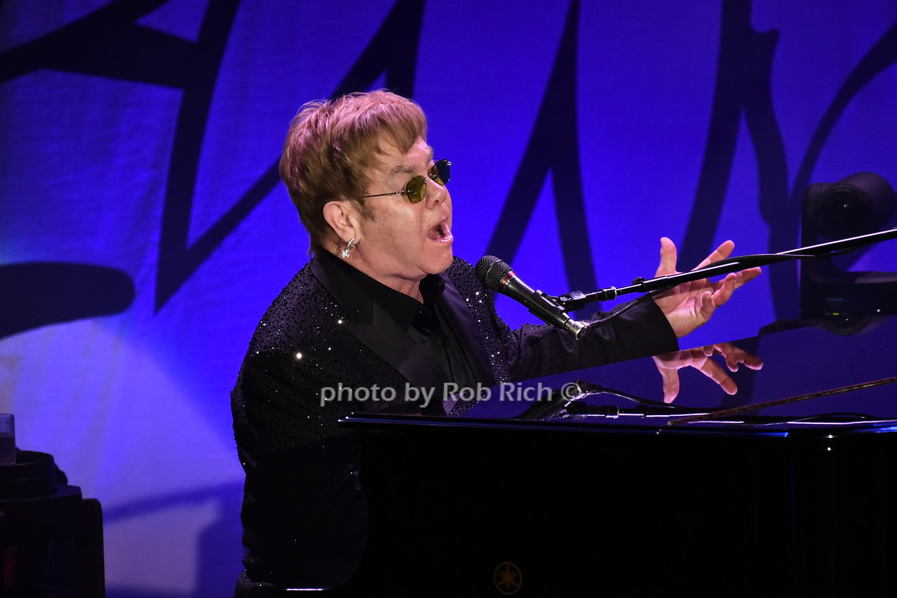 Sir Elton John