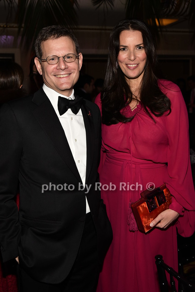 Dr.Clifford Hudis, Ann Caruso