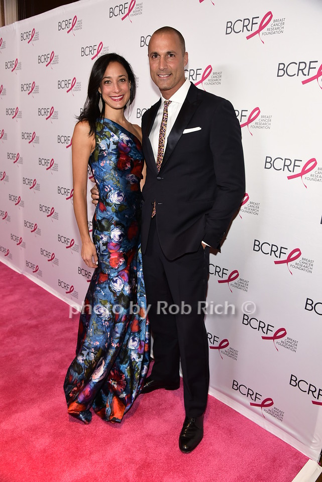 Cristen Barker, Nigel Barker