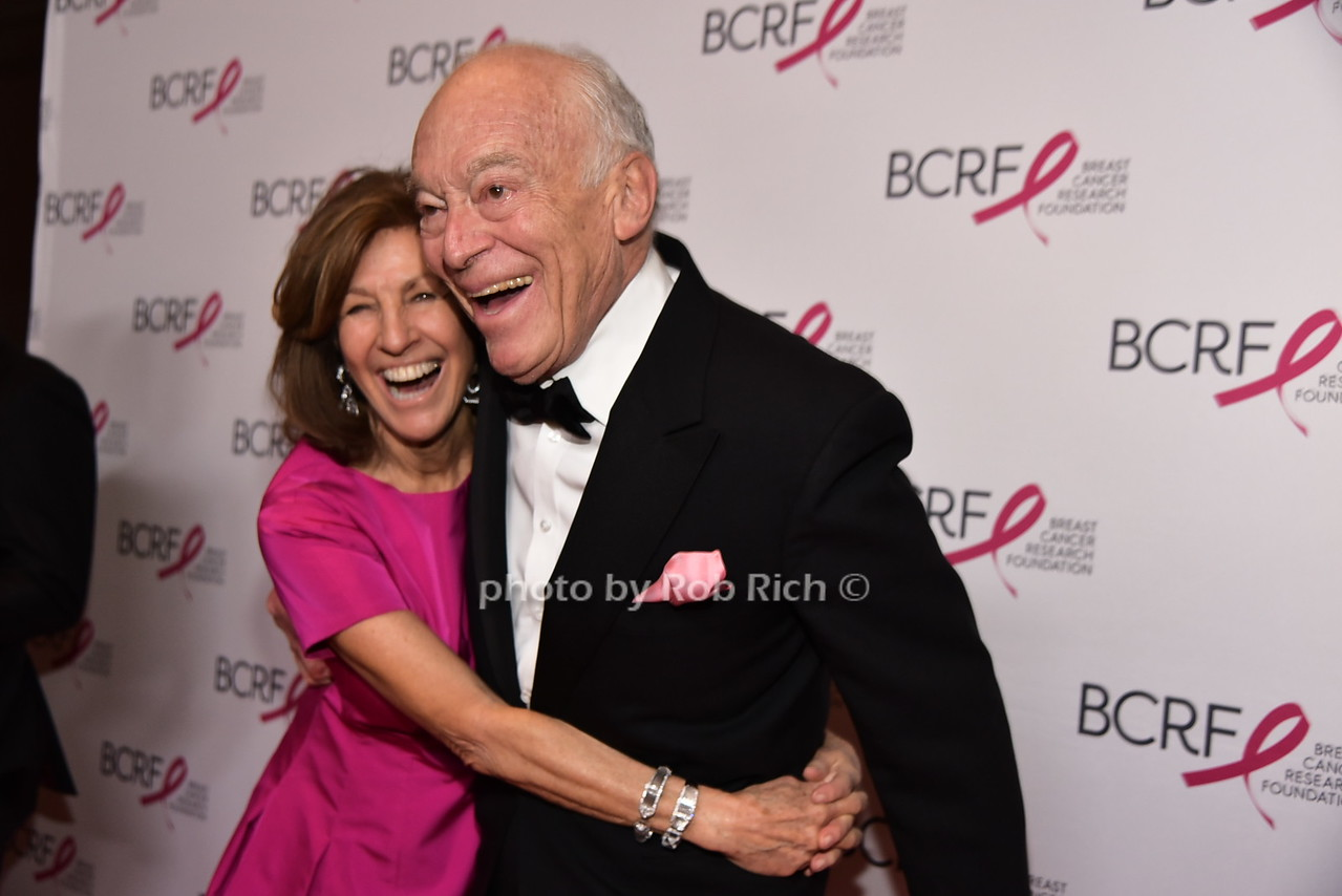 Judith Lauder, Leonard Lauder