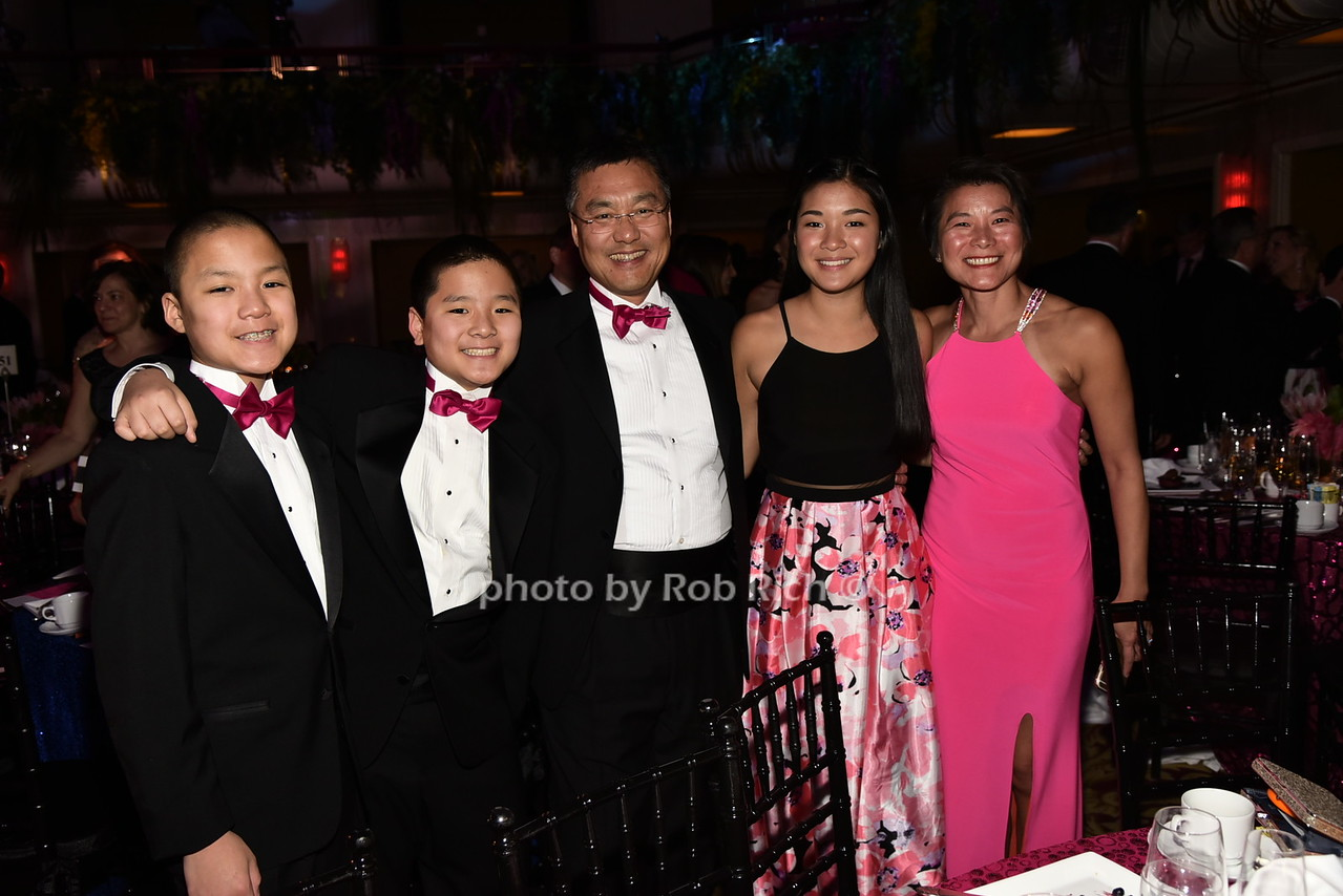 Shin family