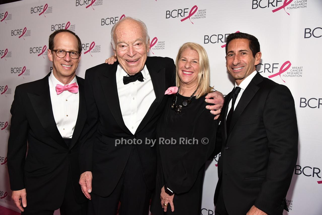 guest, Leonard Lauder, Kay Krill, Gary Muto (president of ANN,Inc.)photo by Rob Rich/SocietyAllure.com © 2016 robwayne1@aol.com 516-676-3939