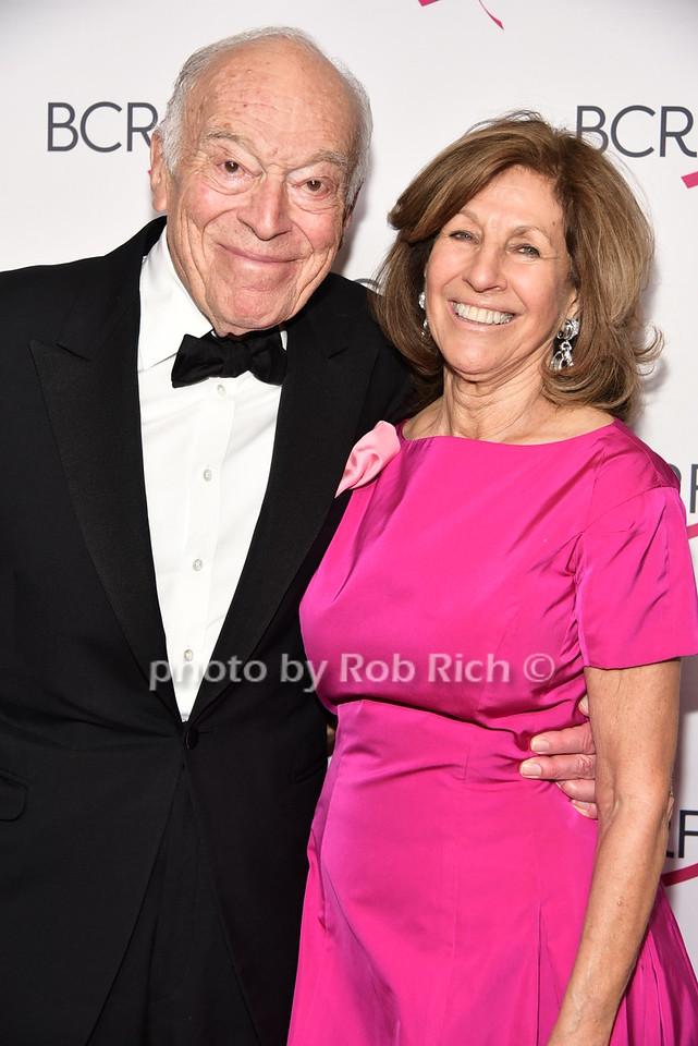 Leonard Lauder, Judith Lauderphoto by Rob Rich/SocietyAllure.com © 2016 robwayne1@aol.com 516-676-3939