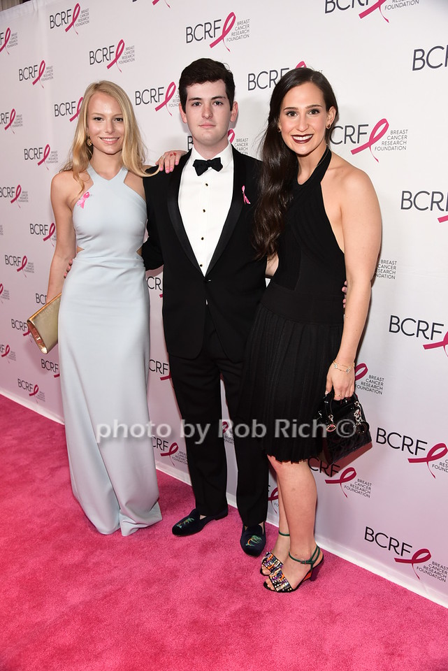 Danielle Lauder, Steven Sachs, Alex Tritsch