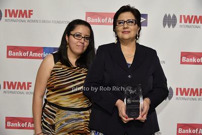 guest, Lourdes Ramirez photo by Rob Rich/SocietyAllure.com © 2015 robwayne1@aol.com 516-676-3939