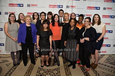 Staff members IWMF photo by Rob Rich/SocietyAllure.com © 2015 robwayne1@aol.com 516-676-3939