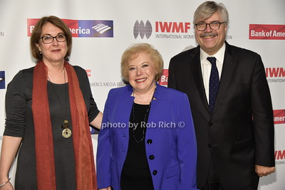Marjorie Miller,Linda Deutsch, John Danisewski photo by Rob Rich/SocietyAllure.com © 2015 robwayne1@aol.com 516-676-3939
