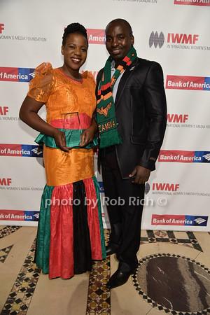 Mwape Kumwenda, husband Simon Kumwenda photo by Rob Rich/SocietyAllure.com © 2015 robwayne1@aol.com 516-676-3939