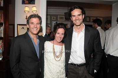 Andy Arons,Kate Spade, Sebastian Appleby photo by Rob Rich/SocietyAllure.com © 2012 robwayne1@aol.com 516-676-3939