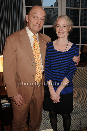 Edward Hayes, Christine Crowther photo by Rob Rich/SocietyAllure.com © 2012 robwayne1@aol.com 516-676-3939